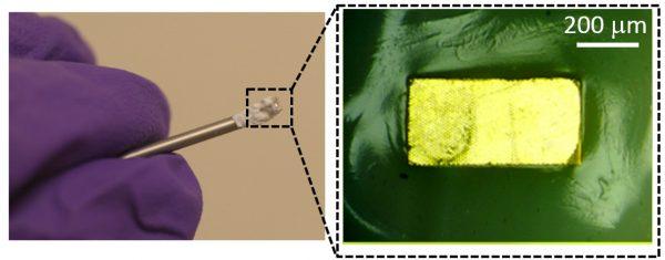 Novel ultrasound transducers/arrays for biomedical imaging