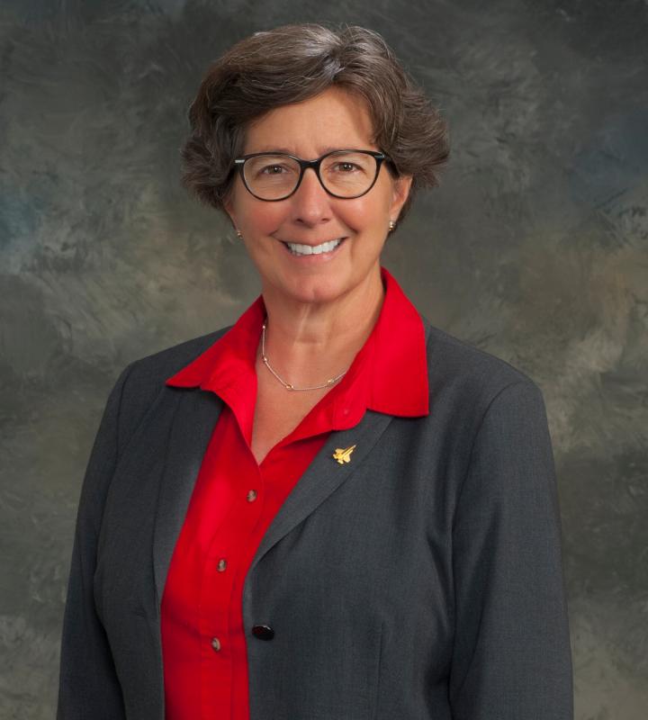 Dr. Mary Hudson