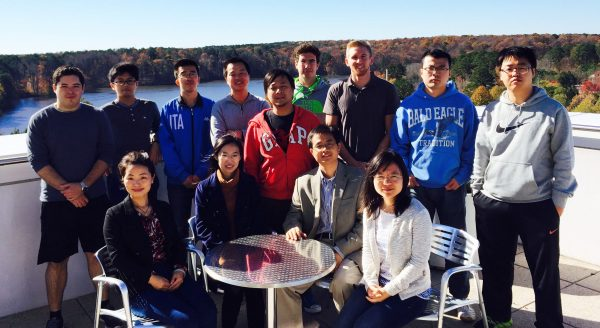 Fall 2015 Zhu Research Group
